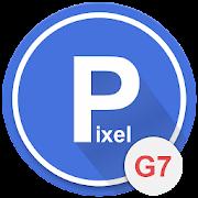 Pixel Dark Theme for LG G8 V50 V40 V35 G7(V30 Pie) App