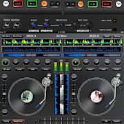 Virtual DJ Music Mixer App Ranking and Market Share Stats in Google
