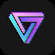 90s - Glitch VHS & Vaporwave Video Effects Editor App