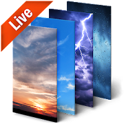 Real Time Weather Live Wallpaper App Ranking And Market Share Stats