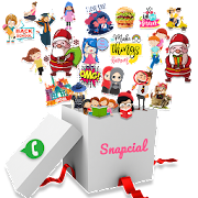 STICKERS FOR WHATSAPP - STICKER MAKER App Ranking and Market Share