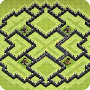 Clash Of Clans Maps Maps of Clash of Clans 2019 App Ranking and Market Share Stats in  Clash Of Clans Maps