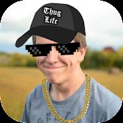 Thug Life Stickers Pics Editor Photo Maker Meme App Ranking And