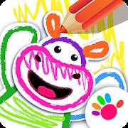 Bini DRAW & DANCE! Kids Coloring Apps for Toddler! App ...