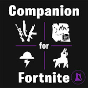 Companion For Fortnite Stats Map Shop Weapons App Ranking And