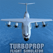 Turboprop Flight Simulator 3D App Ranking and Market Share Stats in