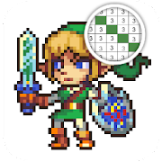 Retro Games Color By Number App Ranking and Market Share