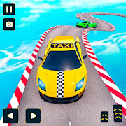 Taxi Car Stunts Games 3d Ramp Car Stunts App Ranking And Market