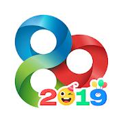 XOS Launcher(2019)- Customized,Cool,Stylish App Ranking and