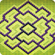 Clash Of Clans Maps Maps of Clash of Clans App Ranking and Market Share Stats in  Clash Of Clans Maps
