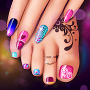 Manicure and Pedicure Games: Nail Art Designs App Ranking and Market ...