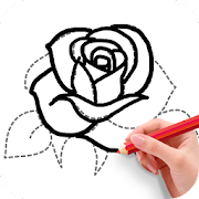 How To Draw Flowers App Ranking And Market Share Stats In Google