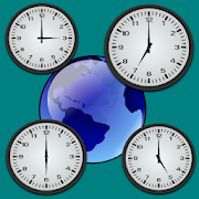 World Clock offline No ad App Ranking and Market Share Stats