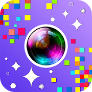 Glixel - Glitter and Pixel Effects Photo Editor App Ranking