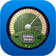 All Hidden - Spy Device Detector Free App Ranking and Market Share