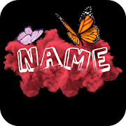 3d name editing app download
