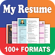 Resume Builder App Free Cv Maker With Pdf Format App Ranking And