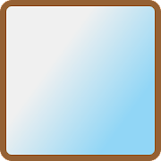 Simple Mirror App Full Screen App Ranking and Market Share