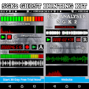 SGK2 - Ghost Hunting Kit App Ranking and Market Share Stats