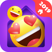 IN Launcher - Love Emojis & GIFs, Themes App Ranking and