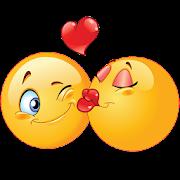 Kiss Emoji - Couple Kiss Stickers App Ranking and Market