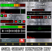 SGK1 - Ghost Hunting Kit App Ranking and Market Share Stats in
