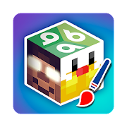 QB9's 3D Skin Editor for Minecraft App Ranking and Market